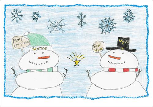 Vyve 2016 Christmas Card Contest Winner!