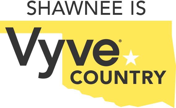 Shawnee is Vyve Country Graphic