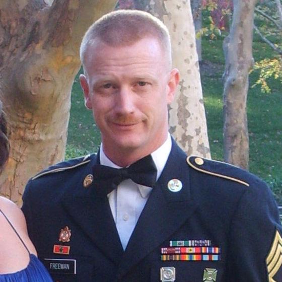 Vyve Veteran Michael Freeman